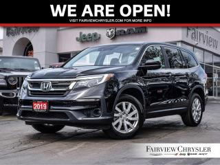 Used 2019 Honda Pilot LX l HEATED SEATS l BACK-UP CAM l 7 PASSENGER l for sale in Burlington, ON