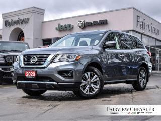 Used 2020 Nissan Pathfinder S l 4X4 l BACK-UP CAM l 7 PASSENGER l for sale in Burlington, ON