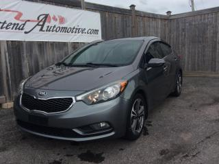 Used 2015 Kia Forte EX for sale in Stittsville, ON