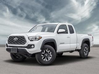New 2020 Toyota Tacoma 4x4 Access Cab Auto for sale in North Bay, ON