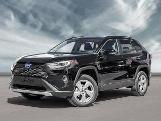 New 2020 Toyota RAV4 Hybrid AWD Hybrid Limited for sale in North Bay, ON