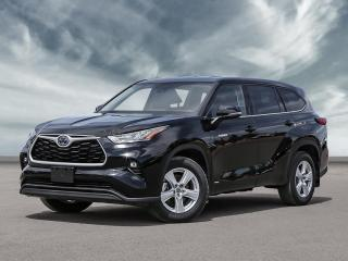 New 2020 Toyota Highlander HYBRID LE for sale in North Bay, ON