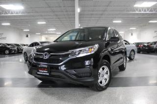 Used 2015 Honda CR-V LX AWD I NO ACCIDENTS I REAR CAM I HEATED SEATS I BT for sale in Mississauga, ON