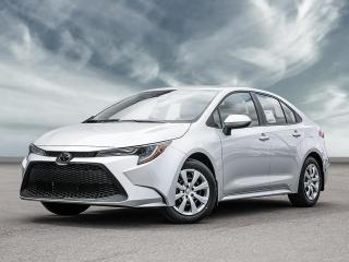 New 2020 Toyota Corolla LE UPGRADE for sale in North Bay, ON
