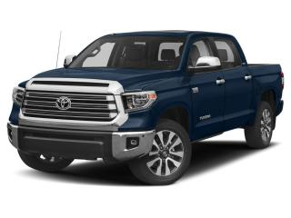 New 2020 Toyota Tundra SR5 for sale in North Bay, ON