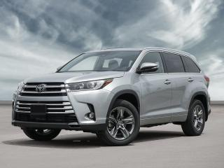 New 2019 Toyota Highlander LIMITED  for sale in North Bay, ON