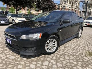 Used 2011 Mitsubishi Lancer 4dr Sdn SE with SUNROOF/ACCIDENT FREE for sale in Markham, ON