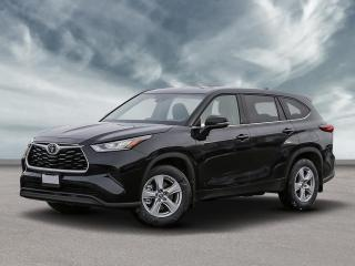 New 2020 Toyota Highlander LE AWD for sale in North Bay, ON