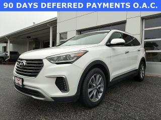 Used 2017 Hyundai Santa Fe XL AWD 4DR PREMIUM for sale in North Bay, ON