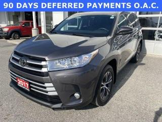 Used 2017 Toyota Highlander AWD 4dr LE for sale in North Bay, ON