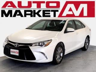 Used 2016 Toyota Camry SE CERTIFIED,Rear View Camera,WE APPROVE ALL CREDIT for sale in Guelph, ON