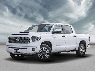 New 2020 Toyota Tundra 4X4 CREWMAX for sale in North Bay, ON