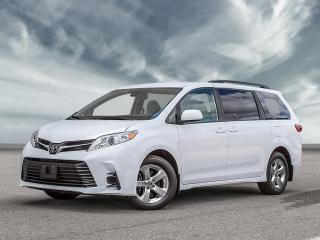 New 2020 Toyota Sienna LE 8-Passenger FWD for sale in North Bay, ON