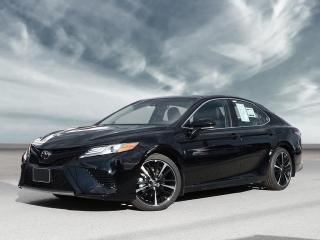 New 2020 Toyota Camry XSE Auto for sale in North Bay, ON