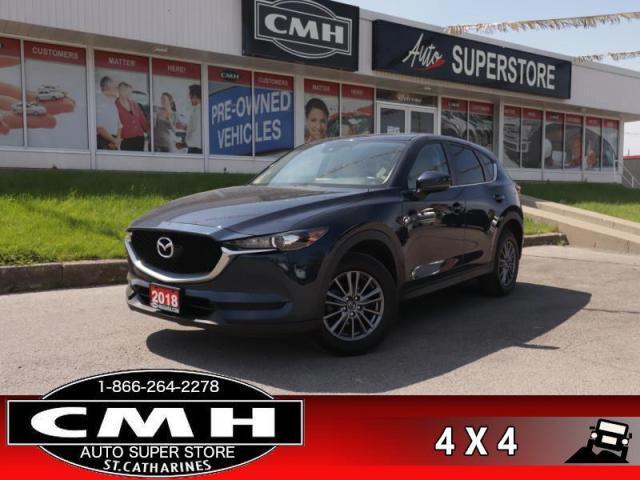 2018 Mazda CX-5 GS  ROOF CAM LEATH P/GATE P/SEAT HS AUTO