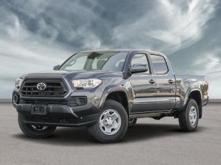 New 2020 Toyota Tacoma 4x4 Double Cab Auto for sale in North Bay, ON