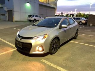 Used 2015 Toyota Corolla S for sale in Surrey, BC