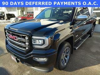 Used 2016 GMC Sierra 1500 SLT for sale in North Bay, ON