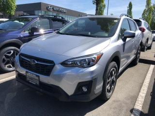 New 2020 Subaru XV Crosstrek for sale in Port Coquitlam, BC
