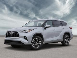 New 2020 Toyota Highlander XLE AWD for sale in North Bay, ON