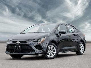 New 2020 Toyota Corolla LE CVT for sale in North Bay, ON