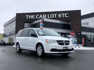 Used 2017 Dodge Grand Caravan CVP/SXT PARKING DISTANCE CONTROL for sale in Sudbury, ON