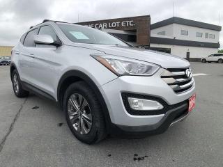 Used 2014 Hyundai Santa Fe SPORT PREMIUM AWD for sale in Sudbury, ON
