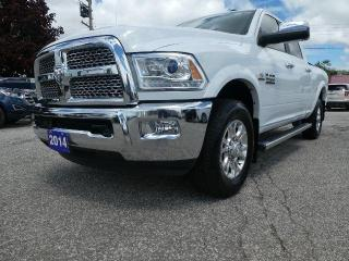 Used 2014 RAM 3500 Laramie | Navigation | Heated Seats | One Owner for sale in Essex, ON