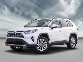 New 2020 Toyota RAV4 AWD LIMITED for sale in North Bay, ON
