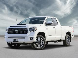 New 2020 Toyota Tundra 4X4 DOUBLE CAB for sale in North Bay, ON