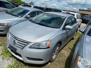 Used 2015 Nissan Sentra 1.8 for sale in Scarborough, ON