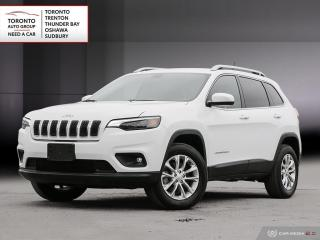 Used 2019 Jeep Cherokee NORTH 4X4 for sale in Scarborough, ON