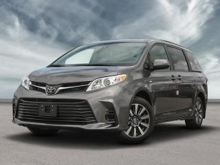 New 2020 Toyota Sienna LE 7-Passenger AWD for sale in North Bay, ON