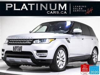 Used 2016 Land Rover Range Rover Sport HSE Td6,NAVI,360CAM,PANO,HUD,HEATED SEATS,MERIDIAN for sale in Toronto, ON