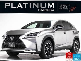 Used 2017 Lexus NX 200t, F SPORT 2,AWD,NAV,360CAM,HEATED/COOLED SEATS for sale in Toronto, ON