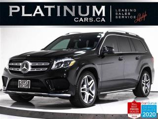 Used 2019 Mercedes-Benz GLS Class GLS450, AMG, PREMIUM, 7 PASS, CARPLAY, NAV, CAM for sale in Toronto, ON