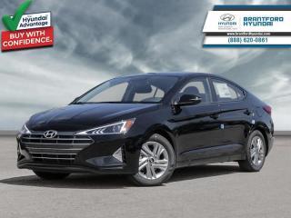 New 2020 Hyundai Elantra Preferred w/Sun & Safety Package IVT  - $136 B/W for sale in Brantford, ON