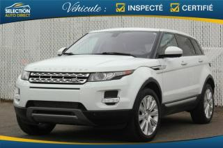 Used 2014 Land Rover Evoque Prestige AWD for sale in Ste-Rose, QC