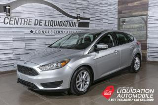 Used 2016 Ford Focus SE+MAGS+A/C+CAM/REC+BLUETOOTH for sale in Laval, QC