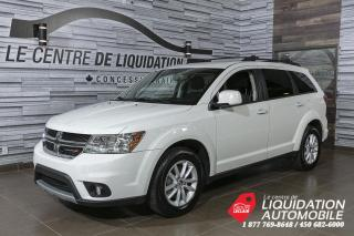 Used 2016 Dodge Journey SXT+MAGS+GR/ELEC+A/C+BLUETOOTH for sale in Laval, QC