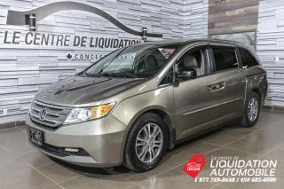 Used 2012 Honda Odyssey EX+MAGS+GR/ELEC+A/C+BLUETOOTH for sale in Laval, QC