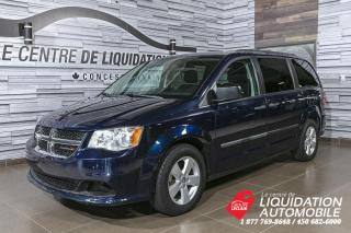 Used 2014 Dodge Grand Caravan SE+GR/ELECTRIQUE+MAGS+AIR for sale in Laval, QC