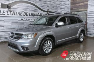 Used 2016 Dodge Journey SXT+GR/ELE+A/C+MAGS+BLUETOOTH for sale in Laval, QC