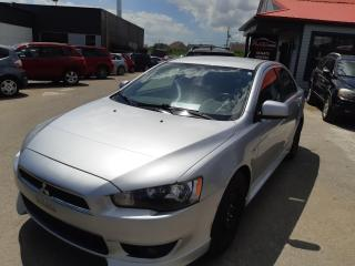 Used 2010 Mitsubishi Lancer 4dr Sdn Man SE for sale in Beauport, QC