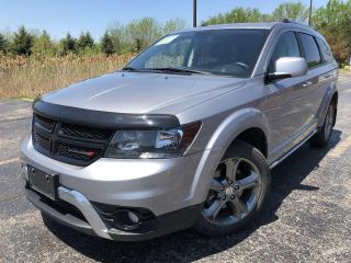 Used 2016 Dodge Journey Crossroad AWD for sale in Cayuga, ON