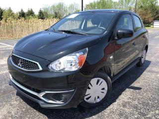 Used 2019 Mitsubishi Mirage ES 2WD for sale in Cayuga, ON