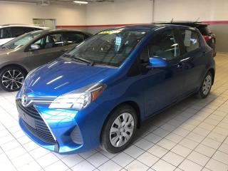 Used 2015 Toyota Yaris YARIS HB / AUTO / LE for sale in Terrebonne, QC