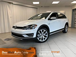 Used 2018 Volkswagen Golf 4Motion,Cuir, Toit, Automatique Bas Kilo! for sale in Sherbrooke, QC