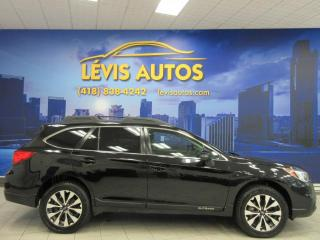 Used 2017 Subaru Outback 3.6R LIMITED AWD GPS TOIT OUVRANT 75100 for sale in Lévis, QC
