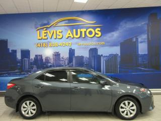 Used 2015 Toyota Corolla LE AUTOMATIQUE AIR 36600KM TOUT EQUIPE B for sale in Lévis, QC